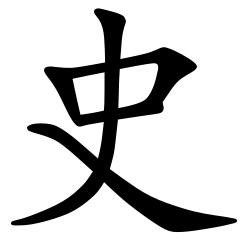 Asal Usul Marga Shi (史)