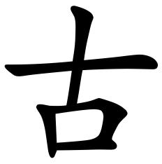 Asal Usul Marga Gu (古)