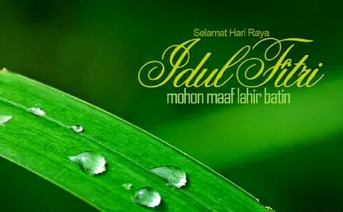 Selamat Hari Raya Idul Fitri 1436 H