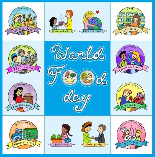 Selamat Hari Pangan Sedunia 16 Oktober 2015