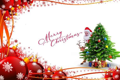 Selamat Hari Natal 25 Desember 2015