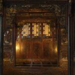 Arsitektur Pintu Tradisional Tionghoa
