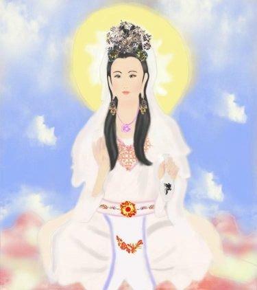 Ci Hang Dao Ren (慈航道人) / Ci Hang Zheng Ren (慈航真人)