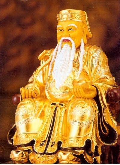 Dewa Bumi Fu De Zheng Shen (福德正神)