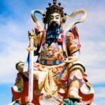 Dewa Xuan Tian Shang Di (玄天上帝)