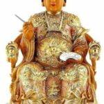Dewi Kelahiran dan Perawatan Anak Zhu Sheng Niang Niang (注 生 娘娘)