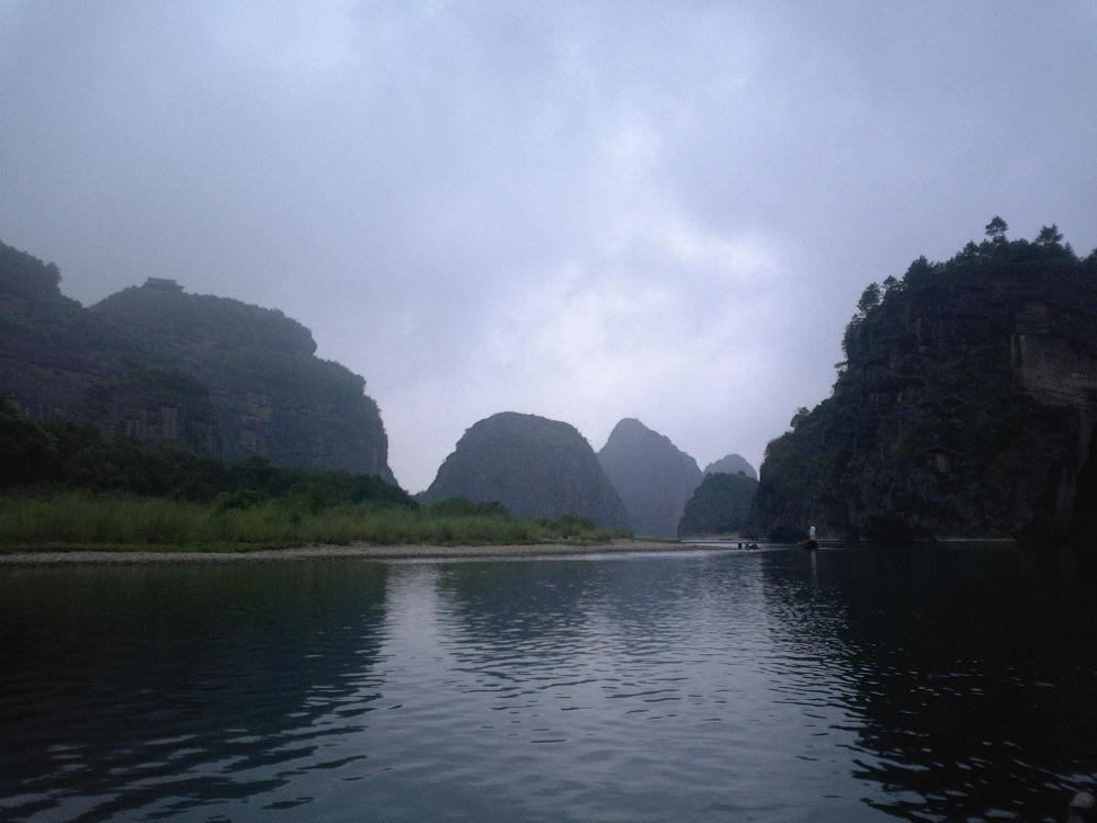Gunung Naga & Harimau / Long Hu Shan (龙虎山)