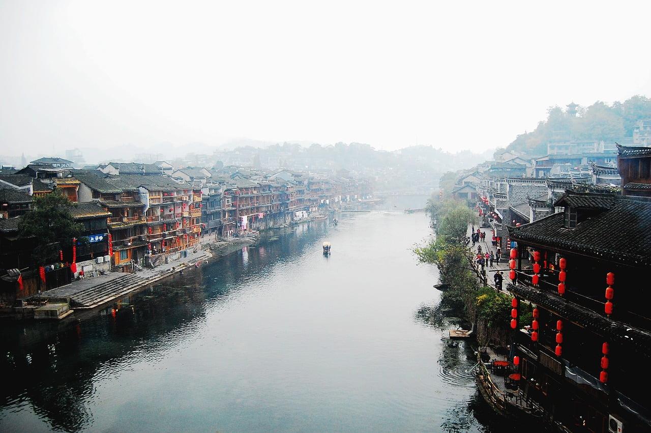 Hunan Tiongkok