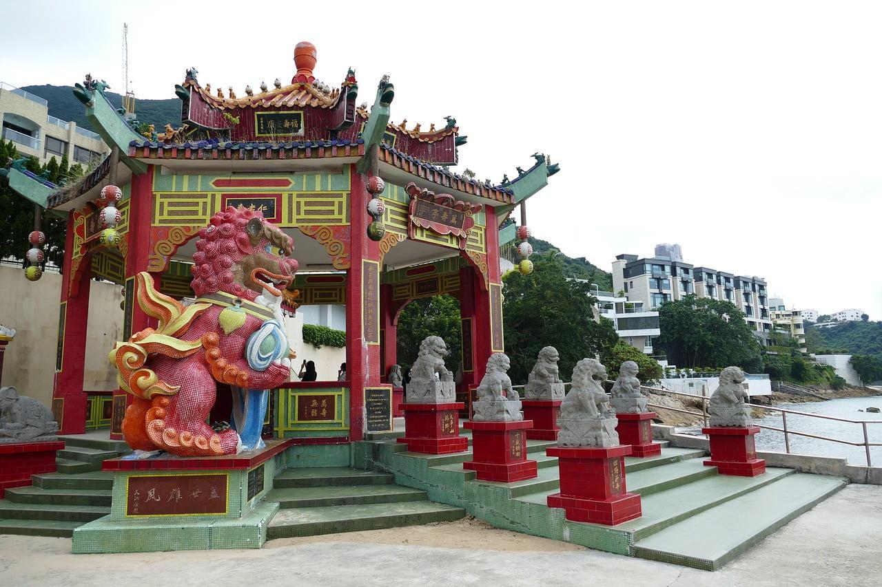 Kuil Repulse Bay Hong Kong - 190