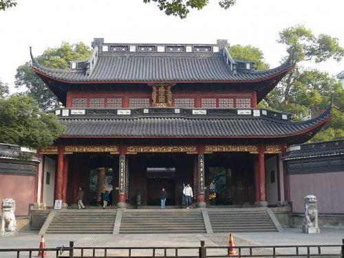 Makam & Kuil Yue Fei di Hangzhou