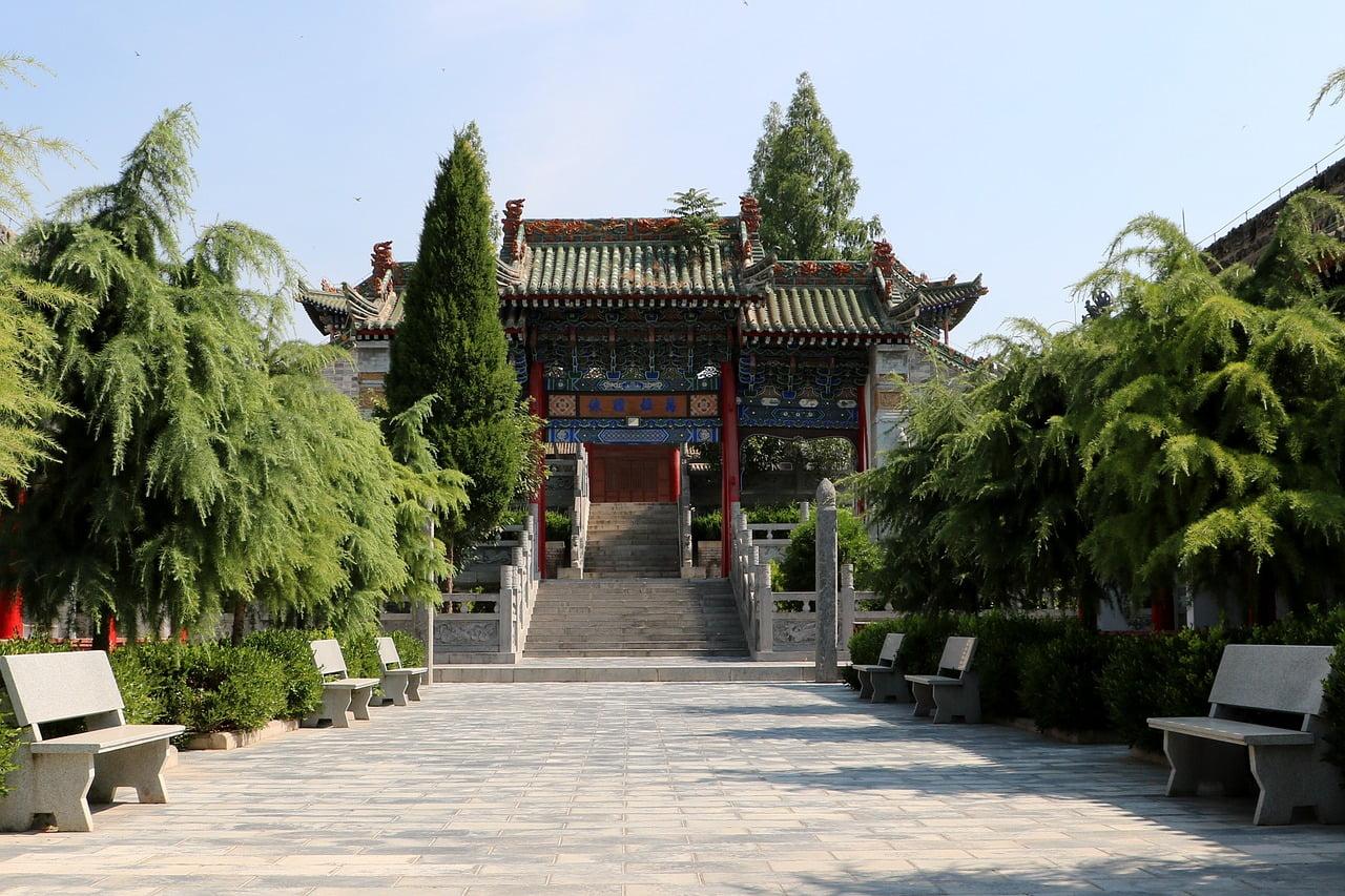 Musium Shanxi Tiongkok - 275