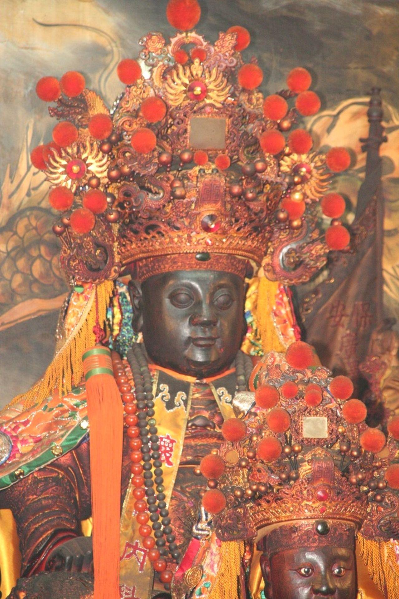 Patung Dewa Guang Ze Zun Wang (廣澤尊王)