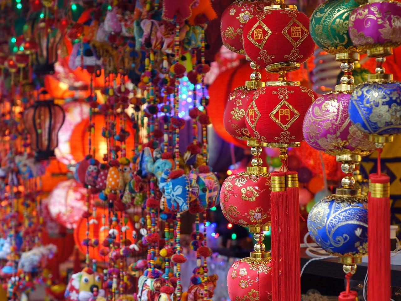 Perayaan Cap Go Meh / Yuán Xiāo Jié (元宵节)