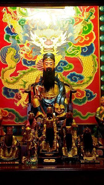 Wen Chang Dijun, Dewa Kebudayaan dan Sastra