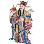 Dewa Kekayaan Cai Shen Ye (财神爷)