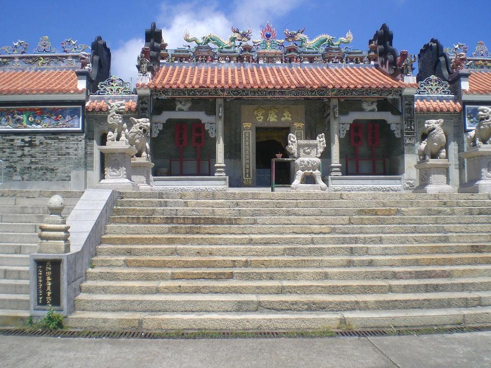 Kuil Dewa Xuan Tian Shang Di (玄天上帝) / Pak Tai di Cheung Chau, Hong Kong