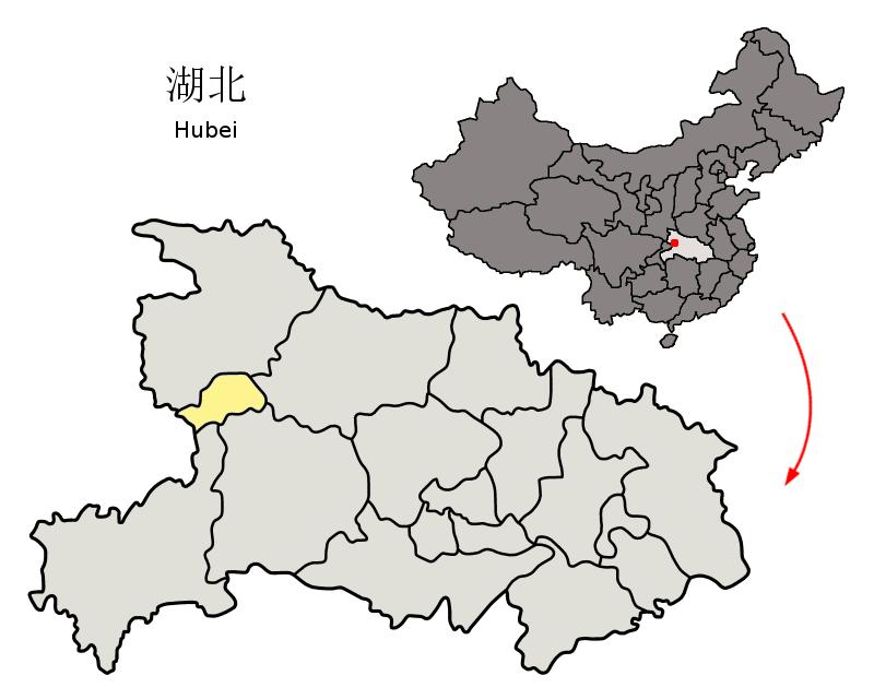 Shennongjia (神农架)