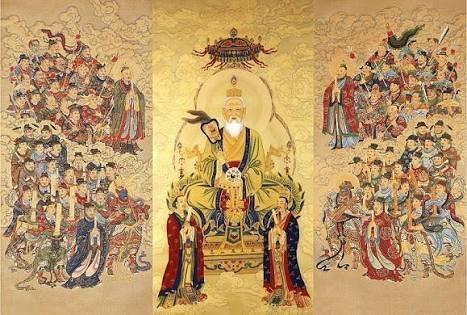 Maha Dewa Tai Shang Lao Jun (太上老君)