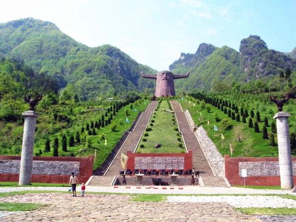 Patung Shennong (神农)