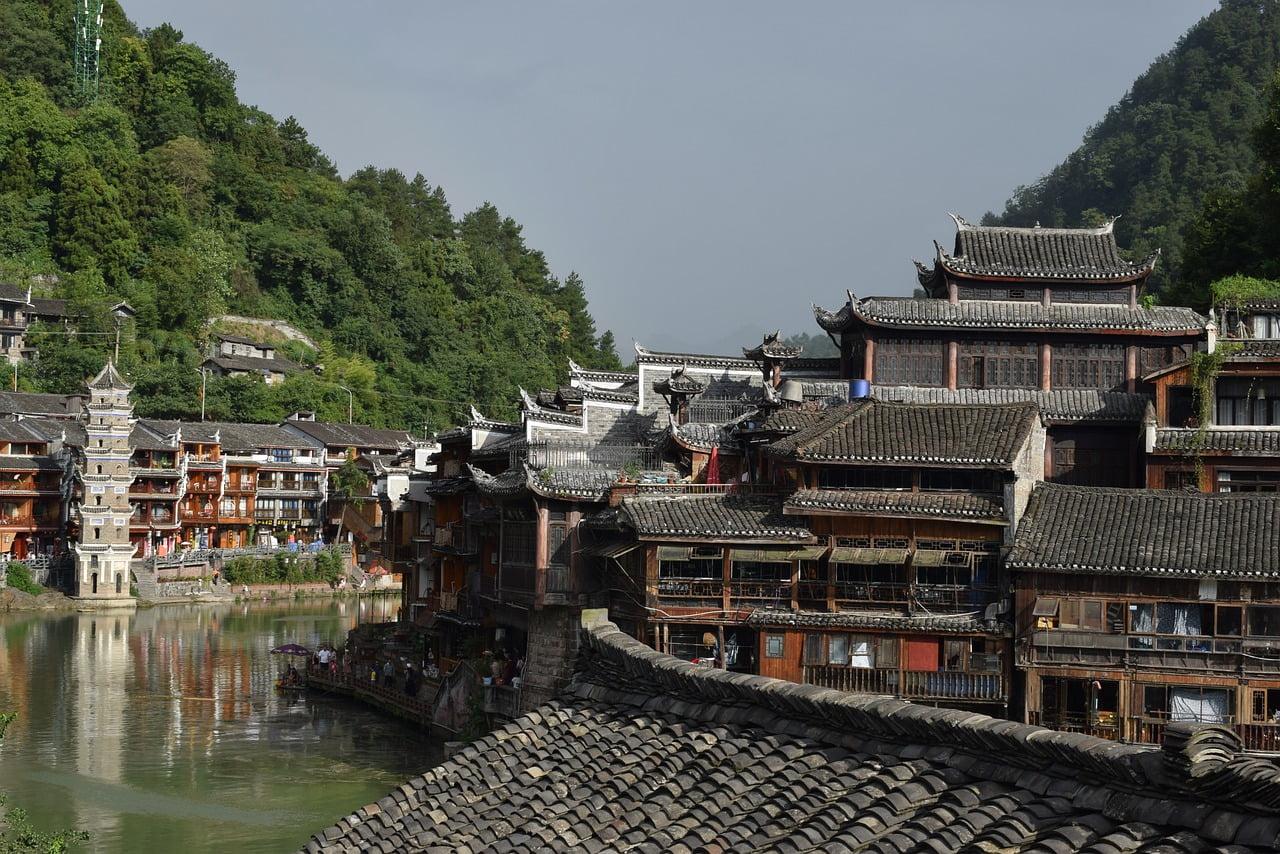 Pemukiman Phoenix Tiongkok - 1280