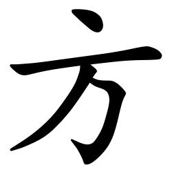 Asal Usul Marga Fang (方)