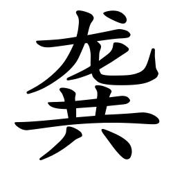 Asal Usul Marga Gong (龚)