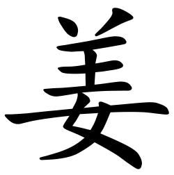 Asal Usul Marga Jiang (姜)
