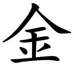 Asal Usul Marga Jin (金)