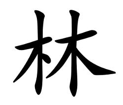 Asal Usul Marga Lin (林)