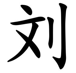Asal Usul Marga Liu (刘)